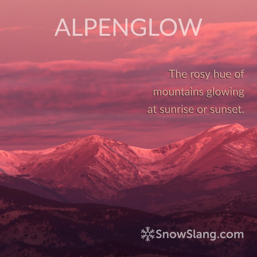alpenglow photo 3