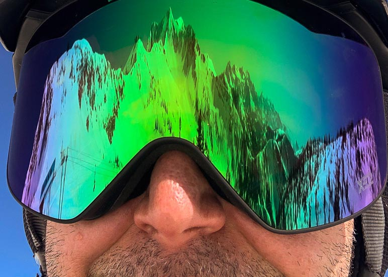 Ski goggles technology and terminology photo 1