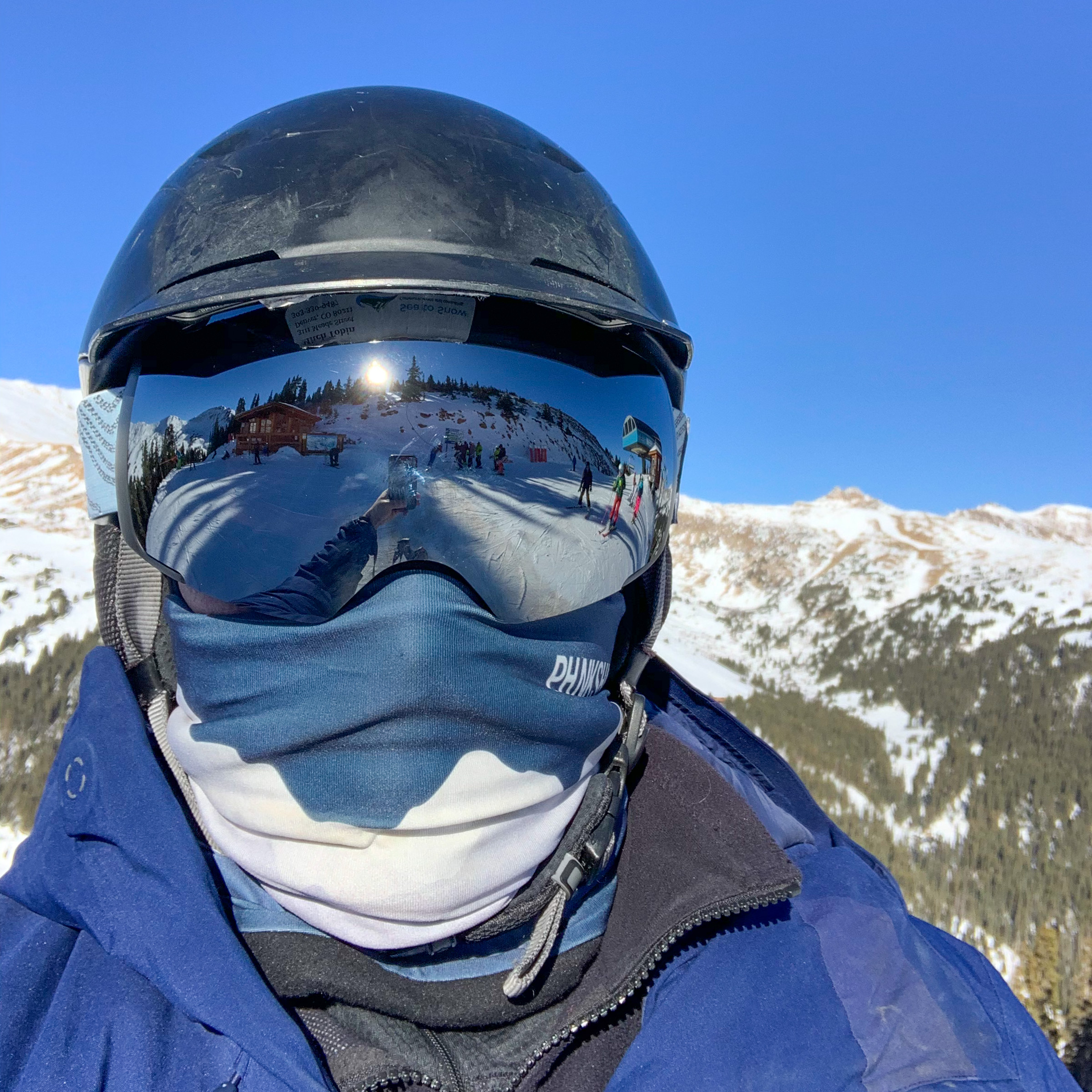 Ski goggles technology and terminology photo 2