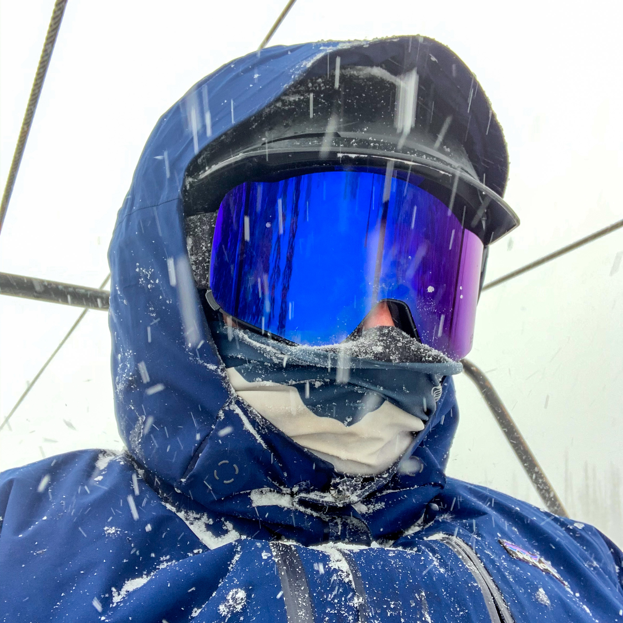 Ski goggles technology and terminology photo 3